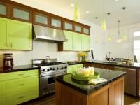 Сочетание цветов в интерьере кухни — 100 фото готовых идей успешного сочетания цветов