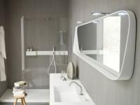 Зеркало в ванную — 70 фото идей, как оформить зеркало в интерьере ванной комнаты