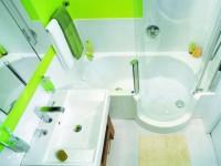 Ванная комната в хрущевке — фото лучших идей грамотного оформления интерьера ванной