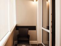 Маленький балкон — 50 фото идей безупречного оформления интерьера
