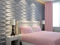 3D панели для стен: советы по выбору, фото идеи для интерьера