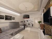 Гостиная 20 кв. м. — лучшие идеи современного интерьера гостиной