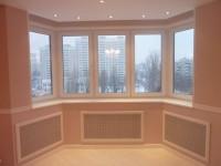 Потолок на балконе — фото лучших идей красиво оформленного потолка