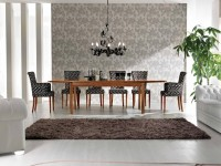 Стол в гостиную — фото лучших идей в интерьере гостиной