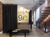 Межкомнатные шторы — отличные идеи для современного и модного интерьера (70 фото)