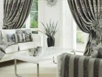 Ночные шторы в интерьере — 100 фото идей идеального оформления