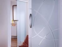 Двери для ванной — фото обзор, виды, характеристики, идеи правильно сочетания в интерьере