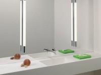 Светильники для ванной комнаты — фото модных тенденций яркого освещения в ванной