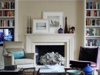 Декор в гостиной — 80 фото идей стильного и необычного оформления