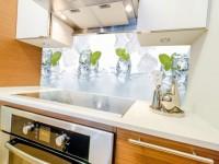 Фартук на кухне — как его оформить? какой материал выбрать? 88 фото лучших вариантов!
