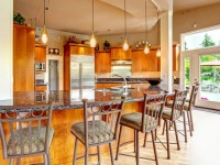 Кухня с барной стойкой — 70 фото идей грамотного дизайна