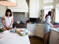 Кухня в греческом стиле: особенности стильного и уютного дизайна +85 фото