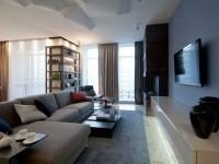 Стенка в гостиную: ТОП-70 фото новинок современного дизайна в гостиной.