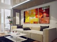 Гостиная в стиле хай-тек — 100 фото лучших идей современного дизайна