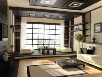 Гостиная в восточном стиле — 80 фото стильного и уютного дизайна