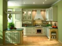 Кухня фисташкового цвета — 75 фото идеального сочетания в интерьере