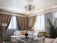 Оформление гостиной в современном стиле — 70 фото новинок дизайна в гостиной