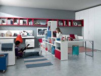 Спальня для подростка — стильные идеи современного дизайна (75 фото)