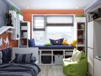 Спальни для детей — как оформить красиво? 65 фото вариантов дизайна!