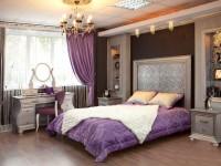 Красивые спальни — 75 фото стильного и уютного дизайна в спальне