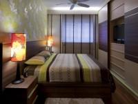 Квадратная спальня: 50 фото-примеров оформления спальни