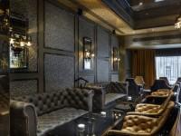 Кожаная гостиная — элегантная и стильная мебель в гостиной (65 фото)