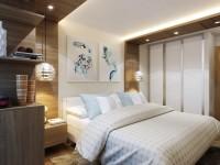 Спальня 12 кв. м. — 110 фото лучших дизайнов спален 2017 года