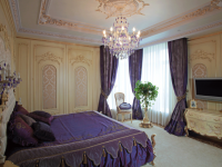 Спальня в стиле барокко: идеи и особенности шикарного дизайна (80 фото)