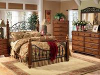Спальня в стиле кантри — 110 фото необычных примеров дизайна