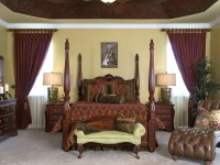Классические спальни — оформляем дизайн с умом! (65 фото вариантов)