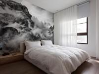 Фотообои в спальню — стильно и современно: 50 фото идей красивого дизайна