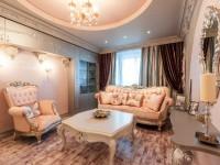 Гостиная в стиле барокко — 58 фото идей дизайна интерьера