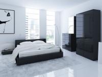 Спальня в квартире — изумительный и строгий дизайн (85 фото идей)