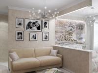 Узкая гостиная — 110 фото уютного и функционального дизайна в узкой комнате