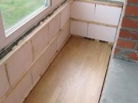 Как утеплить деревянный балкон самостоятельно