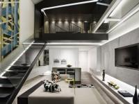 Квартира со вторым этажом – воплощаем в жизнь смелые проекты (100+ фото)
