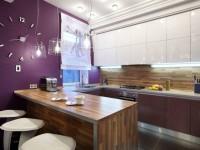 Идеи дизайна кухонь в современных стилях 2020 года (100+ фото)