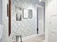 Какие обои выбрать для узкого коридора: советы и рекомендации (80+ фото)