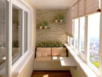 Обзор отделочных материалов для балкона: советы по выбору и оригинальные фото-идеи
