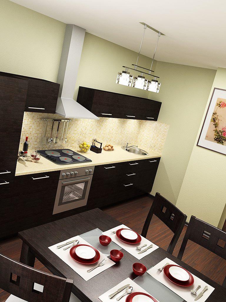 Дизайн кухни 10 м2 - 100 фото идей как обустроить интерьер к.