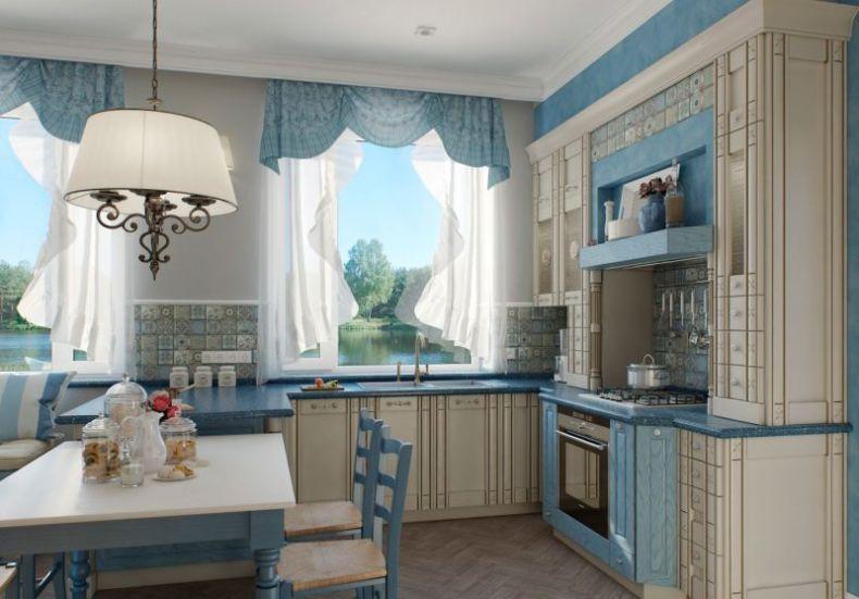 Два окна в одной кухне2