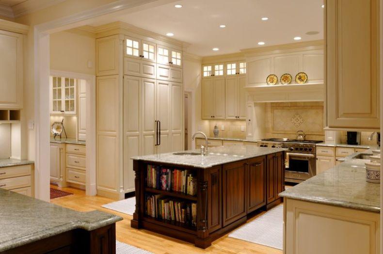 Красивая кухня после ремонта - 2