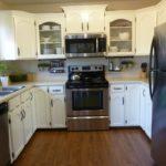 Красивый ремонт на кухне 12