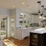 Красивый ремонт на кухне 2