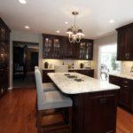 Красивый ремонт на кухне 4