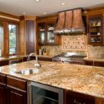 Красивый ремонт на кухне 5