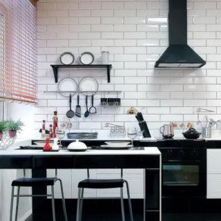 Плитка для кухни на фартук — 110 фото лучших идей оформления фартука на кухне