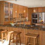 Astonishing american kitchen design together with amazing of free american style villas open kitchen design #2780