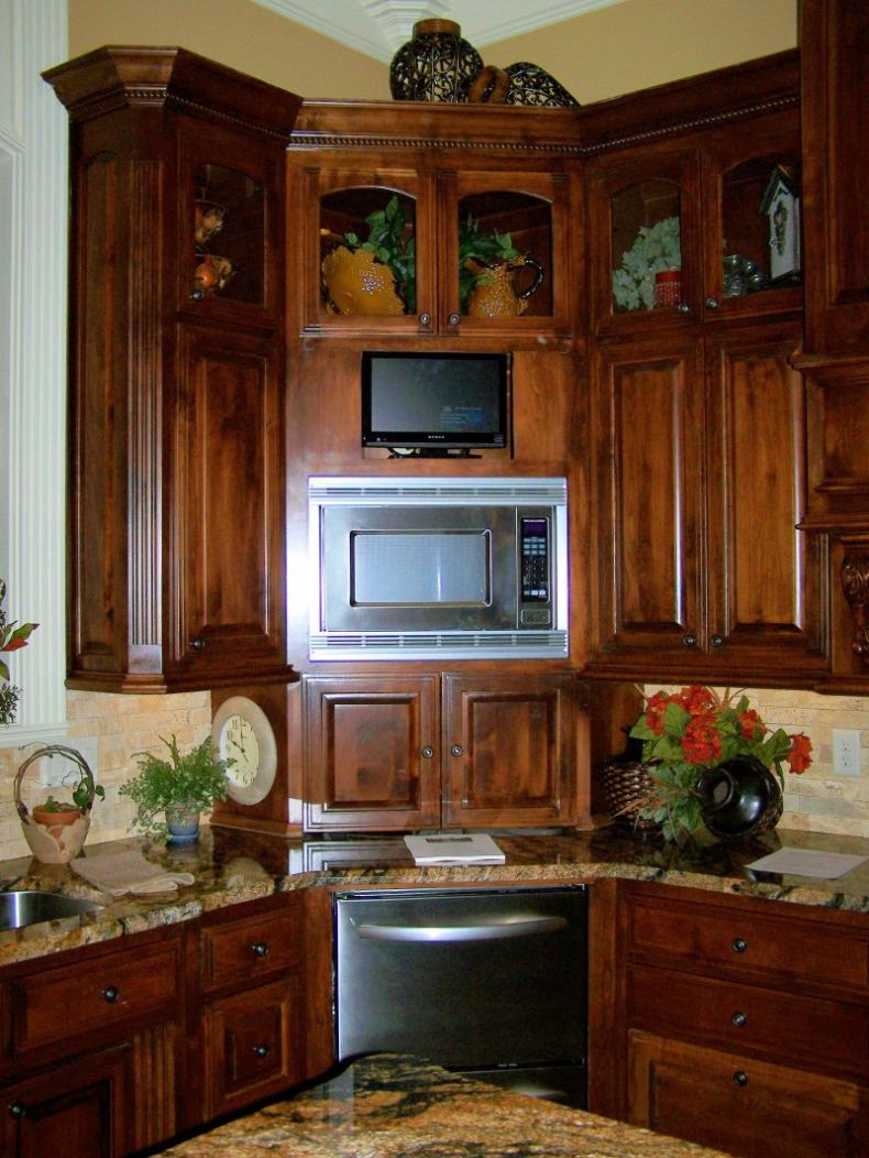 kitchen-corner-cabinet-design-ideas