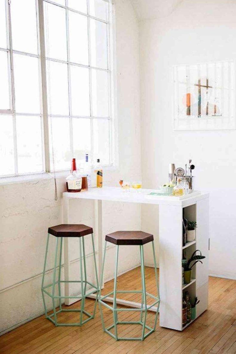 Барный стол для кухни своими руками